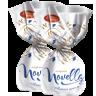 Конфеты Новелла с мягким ирисом Красный Октябрь