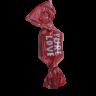 Конфета Pure love со вкусом сливки с клубникой
